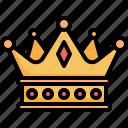 crown, king, prize, champion, winner, award, reward