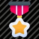 star, medal, badge, award, reward, achievement, trophy