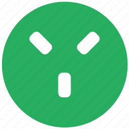 charge, electric, green, plug, round, socket, type icon
