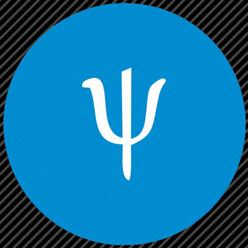 Alphabet, greek, letter, psi icon - Download on Iconfinder