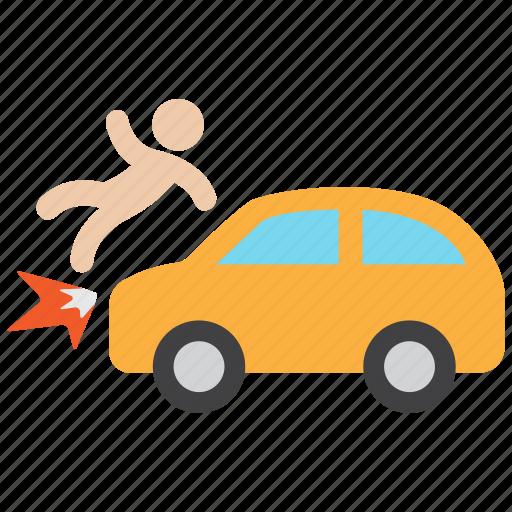accident, car, crash, hazard, indemnity, insurance, risk icon