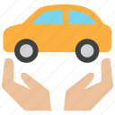 car, care, insurance, protection, transport, transportation, vehicle icon