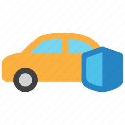 auto, car, care, insurance, protection, transportation, vehicle icon