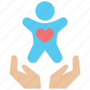 health, healthy, heart, insurance, medical, medicine, protection icon