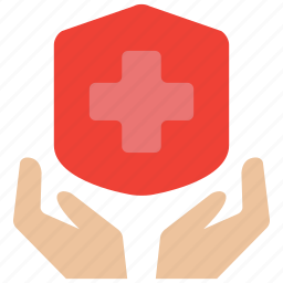 health, healthcare, hospital, medical, medicine, protection, security icon