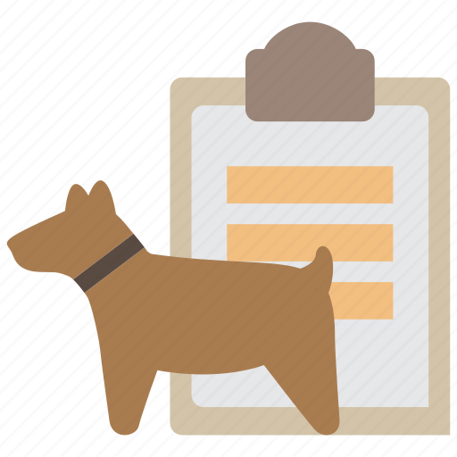 animal, dog, insurance, pet, policy, protection, secure icon