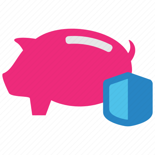 cash, dollar, finance, guardar, money, pig, save, savings icon