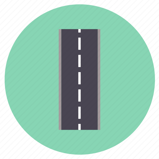 road, transport icon