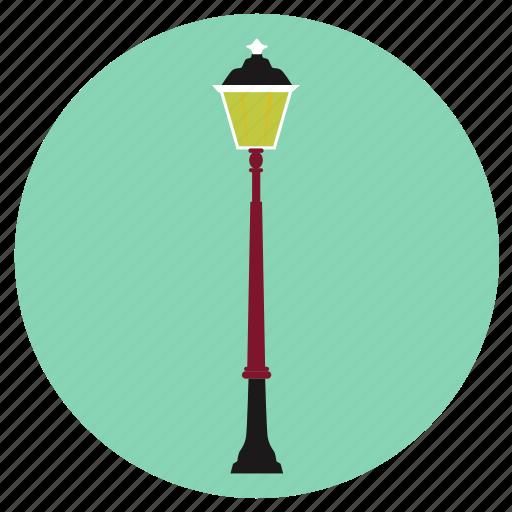 light, road, street, transport icon