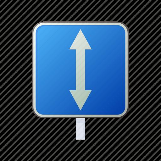 arrow, cartoon, direction, motion, reverse, sign, turn icon