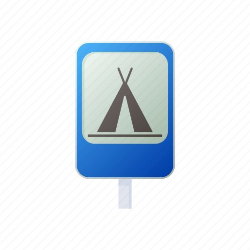 cartoon, circle, outdoor, road, sign, tent, traffic icon