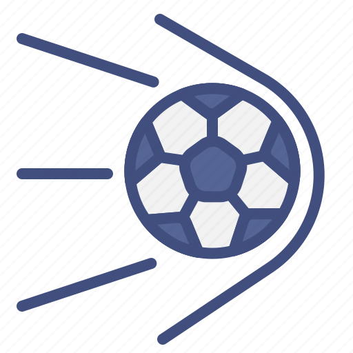Football, goal, shot, soccer, sport icon - Download on Iconfinder