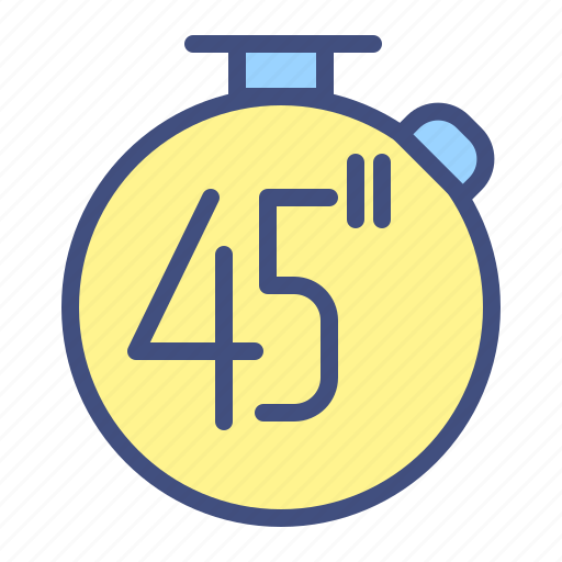 Football, soccer, sport, stopwacth, time icon - Download on Iconfinder