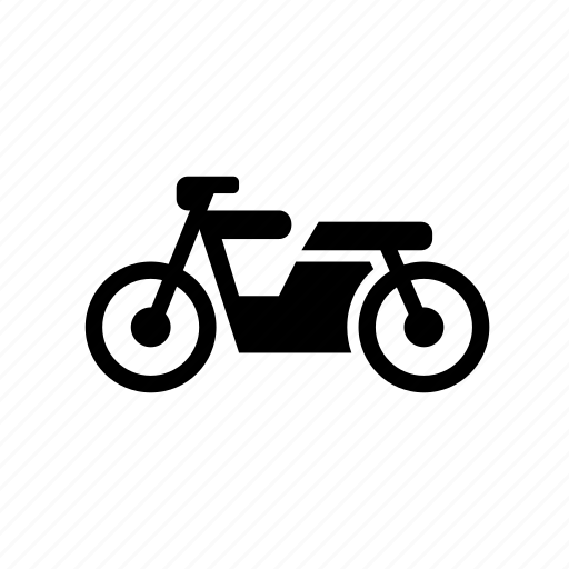moto, motorbike, motorcycle, ride, scooter, transport, vehicle icon