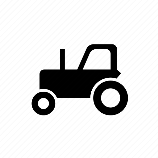 agriculture, agro, farm, harvester, traktor, vehicle, village icon