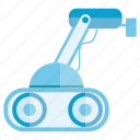 auto, automation, industry, manufacturing, rescue robot, robot, robotic