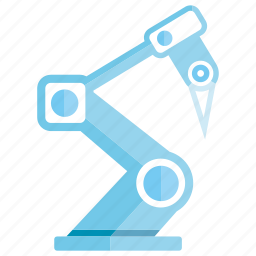auto, automation, industry, manufacturing, robot, robotic icon