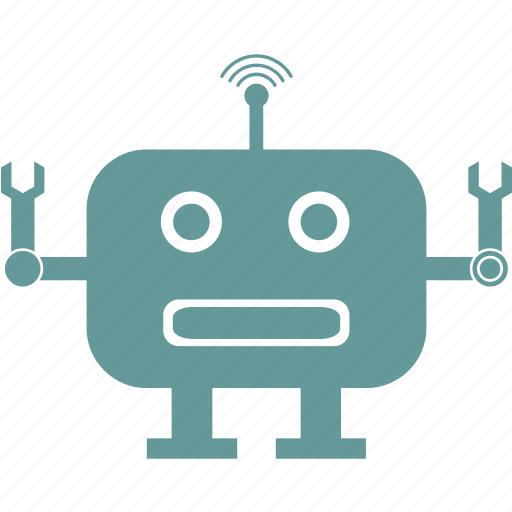 auto, cute, machine, robot icon