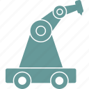 auto, cute, machine, robot icon