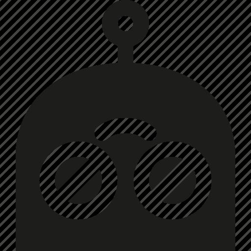 emoji, flip, robot icon