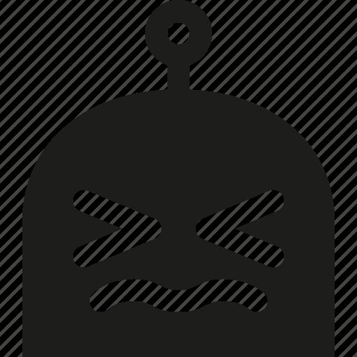 emoji, robot, stunned icon