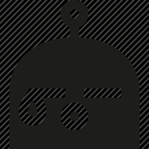 emoji, robot, tear icon