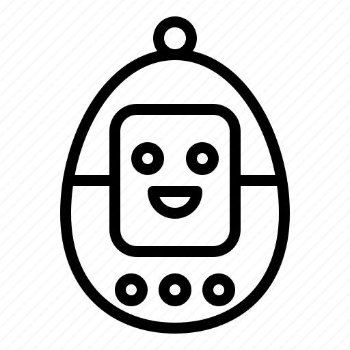 device, game, mobile, robot, robotics icon