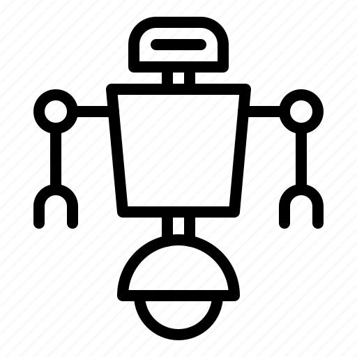 avartar, machine, robot, robotics icon
