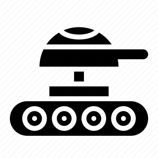 automobile, robot, tank, vehicle, weapon icon