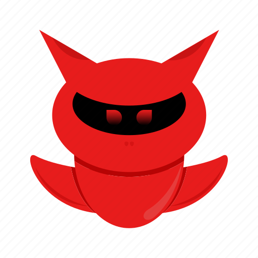 Character, cyborg, devil, robot icon - Download on Iconfinder