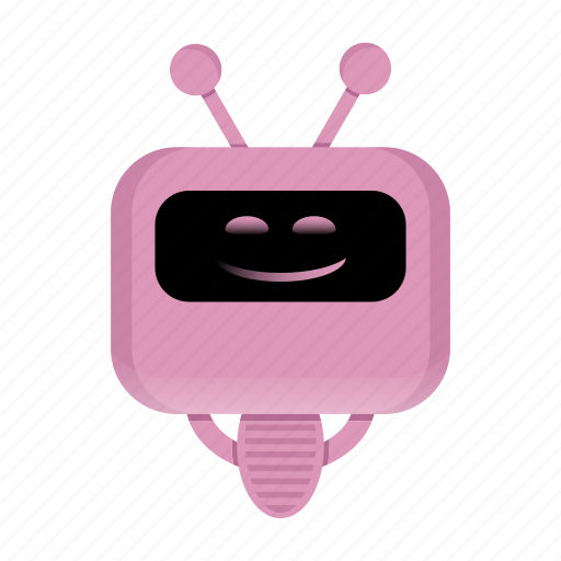 android, character, cyborg, robot icon