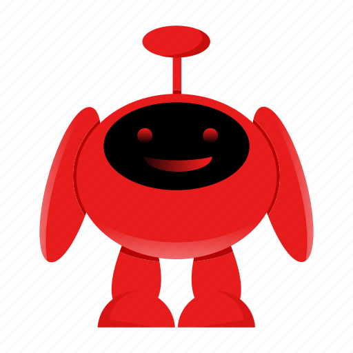 Character, cyborg, robot, robot cartoon icon - Download on Iconfinder