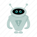 android, artificial intelligence icon