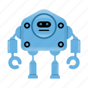 android, artificial intelligence, humanoid, robot icon