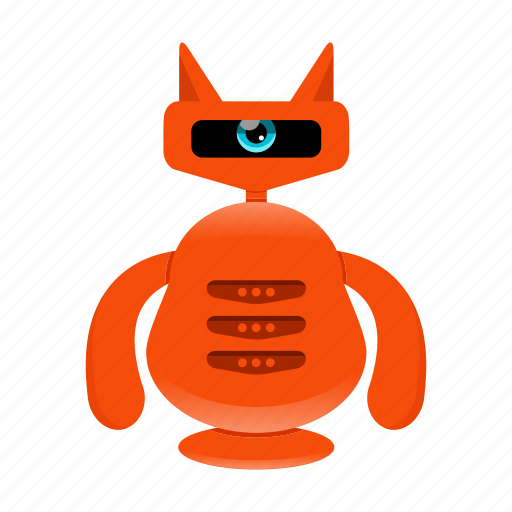 Android, cyborg, robot, robot character icon - Download on Iconfinder