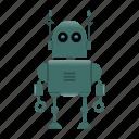 cyborg, humanoid, robot, toy