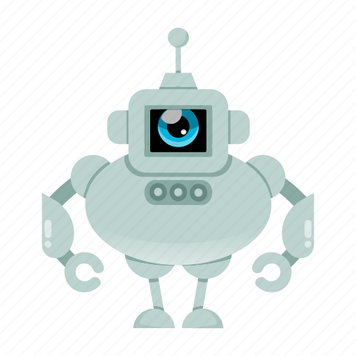 Cyborg, humanoid, robot, toy icon - Download on Iconfinder