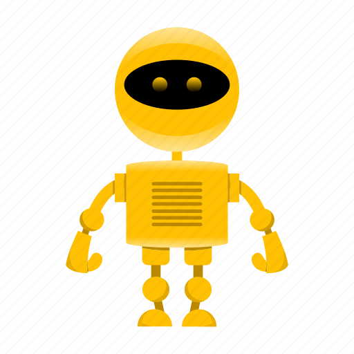 Cyborg, humanoid, robot icon - Download on Iconfinder