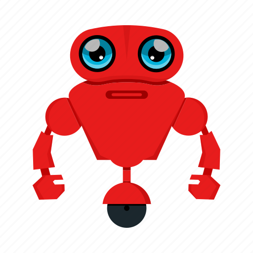 Character, cyborg, robot, toy icon - Download on Iconfinder