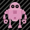 character, cyborg, mascot, robot