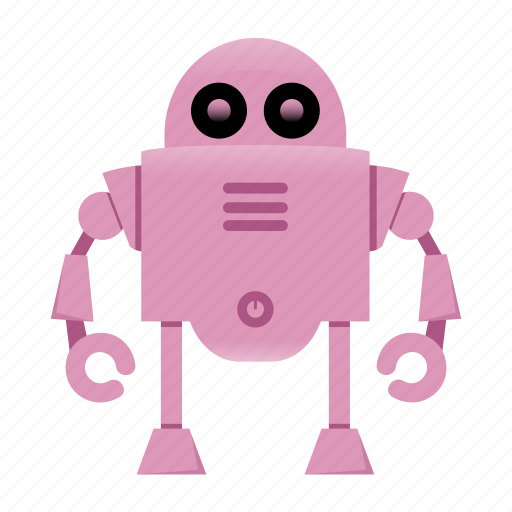 Character, cyborg, mascot, robot icon - Download on Iconfinder