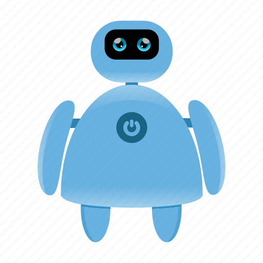 Cute robot, cyborg, robot icon - Download on Iconfinder