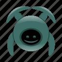 character, cyborg, robot