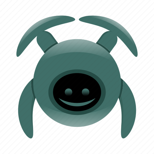 character, cyborg, robot icon
