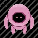 character, cyborg, humanoid, robot icon
