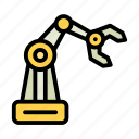 manufacturing, industry, arm, robotic, robot