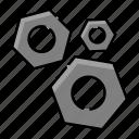 screw, machine, robot, robotic, repair, tools, bolt icon