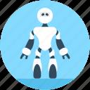 character robot, game robot, machine, robot, robotics