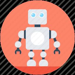 bionic robot, character robot, electronic robot, robotic machine, robotics icon