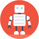 character robot, robotics, technology, cyborg, advanced technology